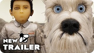 Isle of Dogs Trailer (2018) Wes Anderson Movie