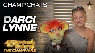 Darci Lynne Chats About Life After Winning AGT - America
