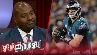 Whitlock and Wiley disagree on if ego has caused the Eagles struggles   NFL   SPEAK FOR YOURSELF