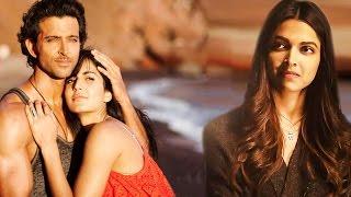 Hrithik Roshan REJECTS Deepika For His Next Film - Wants Katrina Kaif