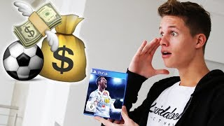 Wir geben 500€ für FIFA 18 Packs aus 💸⚽️😳