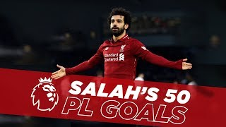 Fastest to Fifty | Mo Salah