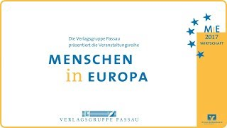 Die Zukunft der Automobilindustrie - MENSCHEN in EUROPA - pnp.de