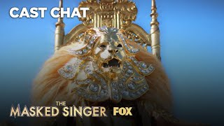 You Won't Believe Who Is Under The Lion Mask!   Season 1 Ep. 8   THE MASKED SINGER
