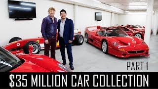 Ferrari Collector David Lee