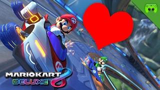 MARIO UND LUIGI VERHEIRATET? 🎮 Mario Kart 8 Deluxe #12