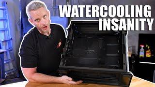 This might be the best watercooling case I
