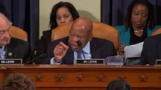Rep. John Lewis Supports Tax Return Resolution
