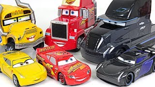 NEW Disney Pixar Cars 3 toys! Jackson Storm, Cruz Ramirez, Lightning McQueen appeared! - DuDuPopTOY