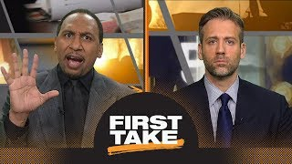 Stephen A. and Max debate Steelers