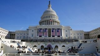 Democratic lawmakers boycott inauguration