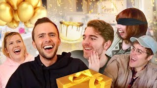 Celebrity Surprise Party At Our House!