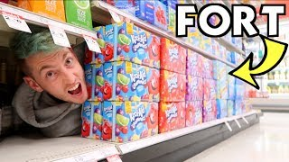 TINIEST FORTS IN THE STORE!