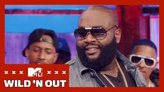 Rick Ross Has Mad Game w/ the Wild