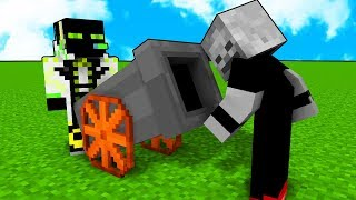 DER ULTRA-KANONEN TROLL?! - Minecraft [Deutsch/HD]