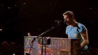 Coldplay - The Scientist (UNSTAGED)
