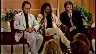 DONAHUE: BILLY CRYSTAL, ROBIN WILLIAMS, WHOOPI GOLDBERG 1990