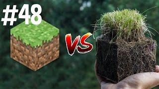 Minecraft vs Real Life 48