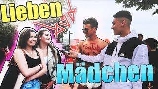 DAS LIEBEN MÄDCHEN AN JUNGS 😍 !! | Marlon
