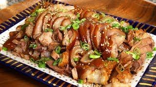 Korean Braised Pig