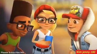 Subway Surfers Official Trailer 💕 Subway Surfers Gameplay PC HD 2