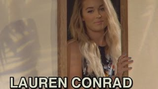 Lauren Conrad Part 1 | The Eric Andre Show | Adult Swim