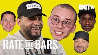 Joyner Lucas Laughs at Logic