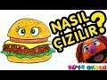 Hamburger Nasıl Çizilir? - Burger - �...mp3