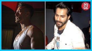 Tiger Looks Fierce In His New Look | Varun Dhawan's Female Fan Harassing Him?