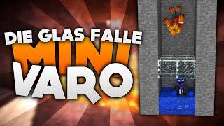 DIE GLAS FALLE! - Minecraft Mini Varo! | DieBuddiesZocken