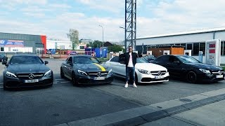 AMG VS. M | Autoevent | inscopelifestyle