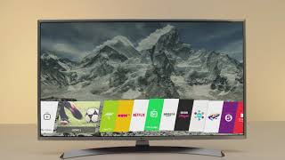 LG Ultra HD 4K TV | UJ701V | Product Video