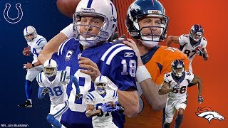 Every Player to Catch a Peyton Manning TD Pass | #CountdownToKickoff | NFL Highlights
