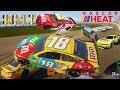 NASCAR 2017 The Game Crash Compilationmp3