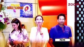 Ambanis Host A Party To Celebrate Mumbai Indian