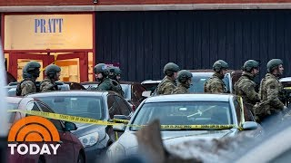 Shooting In Aurora, Illinois Leaves 5 Dead | TODAY