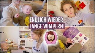 """KLIMPER WIMPERN ❘ Mila sagt """"Nein"""" zu mir! ❘ Mama-Tochter-Zeit ❘ MsLavender"""