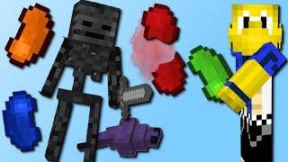 Minecraft Lucky Bohnen Mod! (Zufällige Events) [Deutsch]