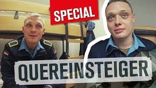 QUEREINSTEIGER bei der Bundeswehr |SPECIAL