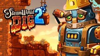Verlorene Schätze und tiefe Ziele!   03   SteamWorld Dig 2