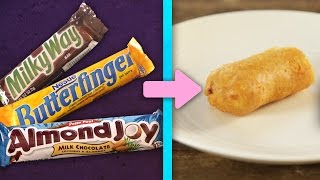 Can You Fry Candy?