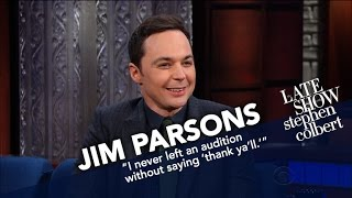 Jim Parsons Is Trying To Absorb Liberal And Conservative Media