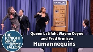 Humannequins with Queen Latifah, Wayne Coyne and Fred Armisen