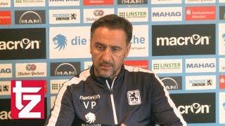 TSV 1860: Eklat bei der Pressekonferenz
