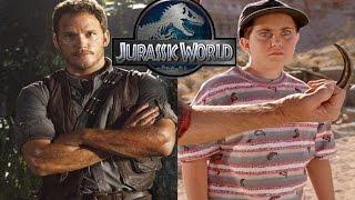 Top 5 Jurassic World Theories