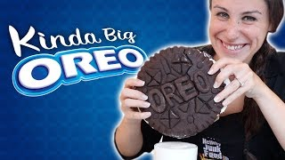 DIY KINDA BIG OREO COOKIE