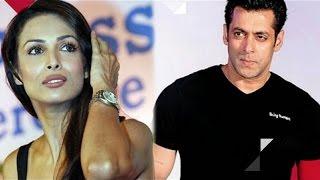 Salman Khan AVOIDS Malaika Arora Khan   Bollywood News