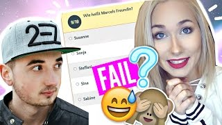 WIE GUT KENNE ICH MARCELSCORPION? | Sonny vs. Internet