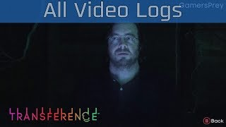 Transference - All Video Logs [HD 1080P]