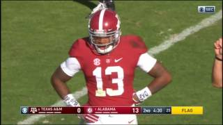 Texas A&M Aggies at Alabama Crimson Tide in 30 Minutes - 10/22/16